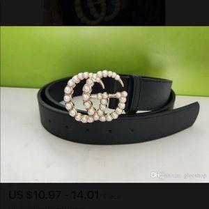 Accessories - GG Belt